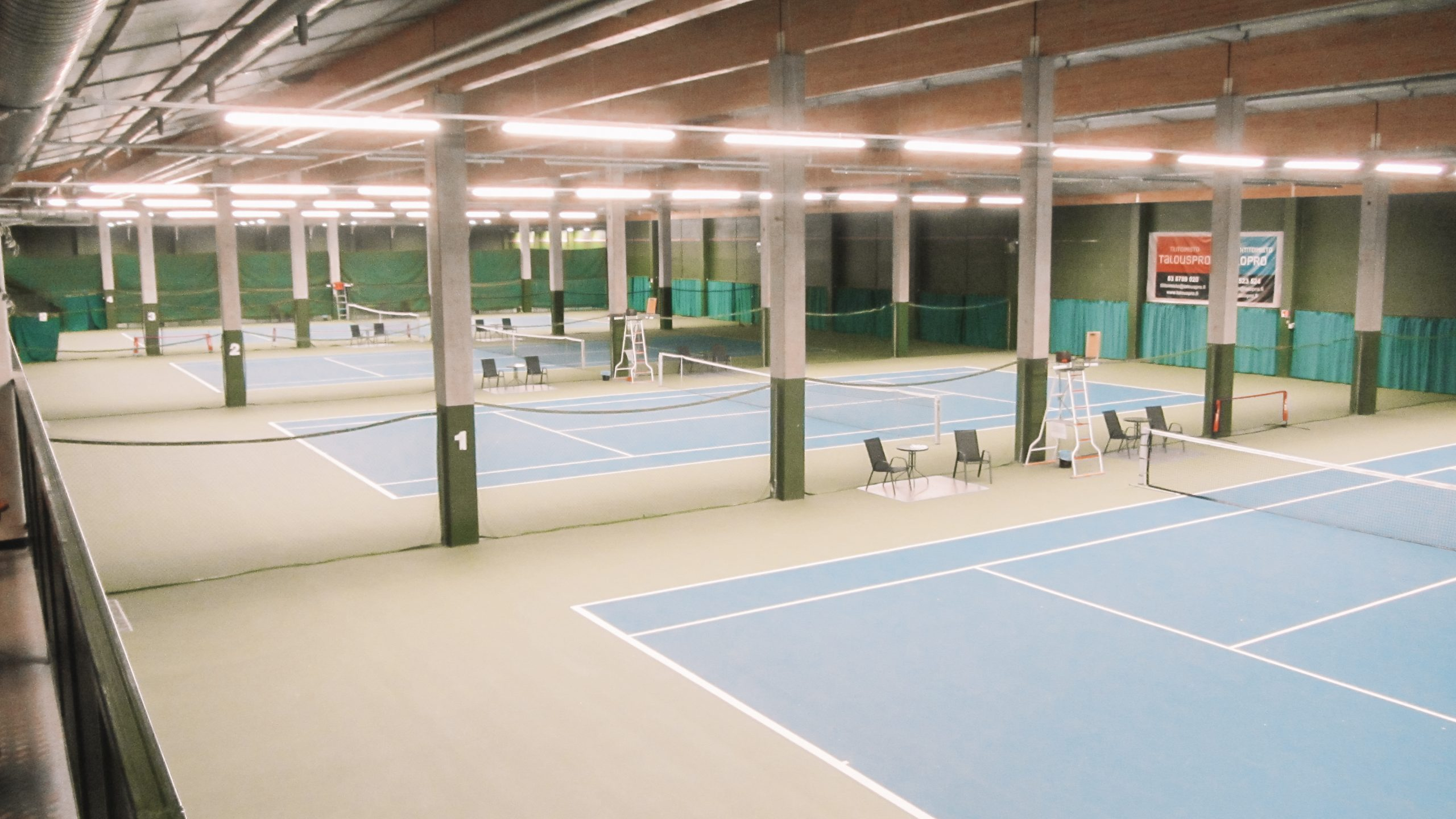 Lahden Tennis Ja Squashkeskus